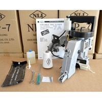Distributor mesin jahit karung newlong type Np-7A 3