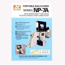 mesin jahit karung newlong type Np-7A