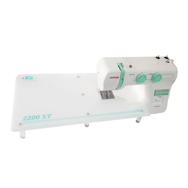 Mesin Jahit Janome 2200xt Plus Extention Table