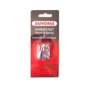 Sepatu Janome Lipat Pinggiran 4mm-6mm