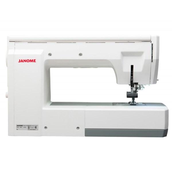 Janome mc8900qcp Quilting SE Mesin Jahit Quilting Komputer Long Arm Model - Biru Putih