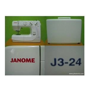 Dari Janome J3-24 Mesin Jahit Rumah Tangga  6