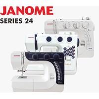 janome sewing machine series 24