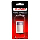 Jarum Janome purple Jarum Mesin Jahit