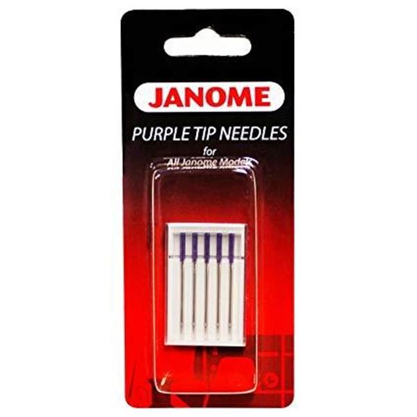 Jarum Janome purple Jarum Mesin Jahit