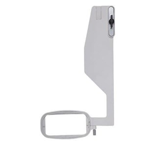 From Janome Free Arm Embroidery Hoop FA10A for MC9900 & Elna 860 Aksesoris Mesin Jahit 0