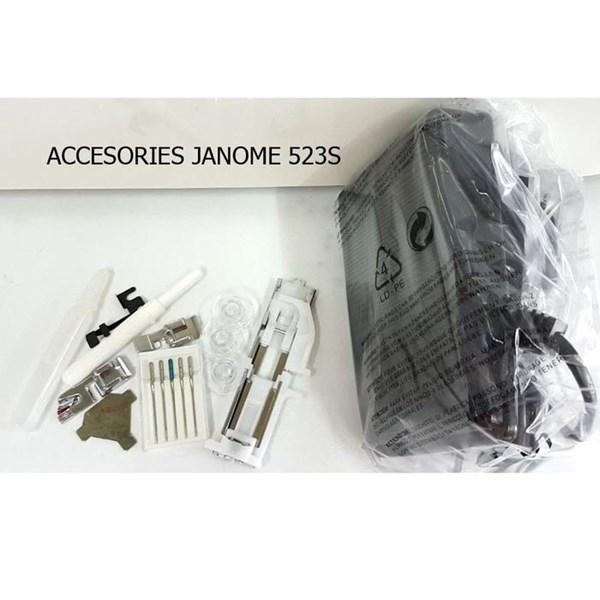 janome 523s Mesin Jahit Portable