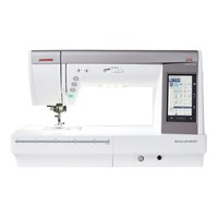 Janome Horizon Memory Craft 9400 QCP Mesin Jahit Quilting portable long Arm