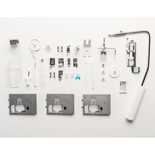 Janome Horizon Memory Craft 9400 QCP Mesin Jahit Quilting portable long Arm