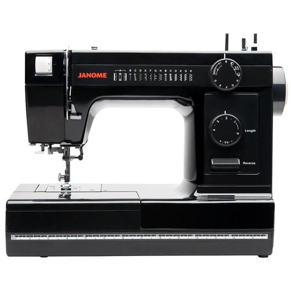 Janome HD1000 Black Sewing Machine