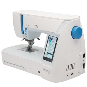 From Janome skyline s7 sewing machine 3