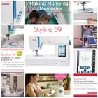 janome skyline s9 sewing machine  13