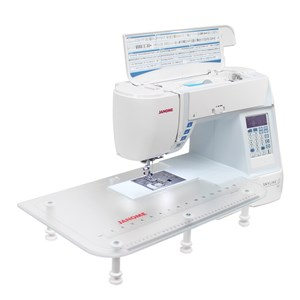 From janome skyline s9 sewing machine  8