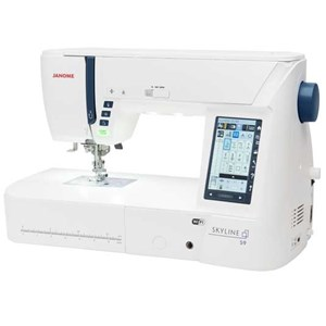 From janome skyline s9 sewing machine  10
