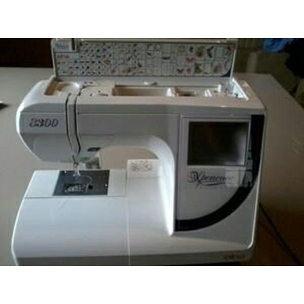 Mesin Jahit Bordir Komputer Elna 8300