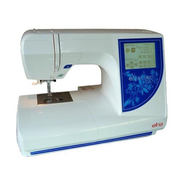 Sell Computer Embroidery Machine Elna 820 (8300)