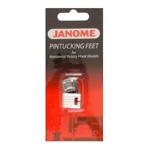 Sepatu Mesin Jahit Pintucking Janome