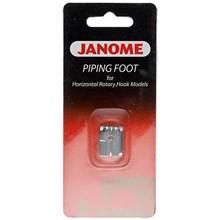 piping foot janome