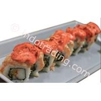 Salmon Mentai Roll  1