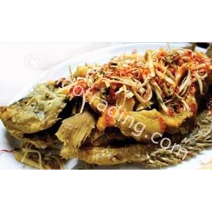 Gurame Salad Mangga
