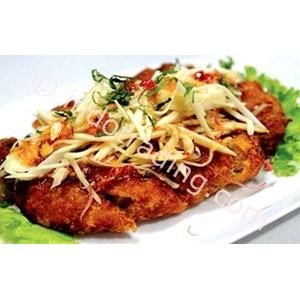 Ayam Salad Mangga