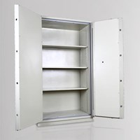 Jual Stallenkast Double Door 2