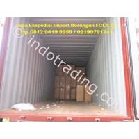 Distributor International Freight Forwarder 3
