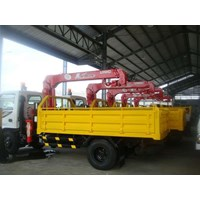 Truck Bak Crane Tipe GRC-1 1