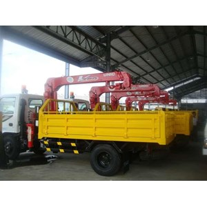 Truck Bak Crane Tipe GRC-1