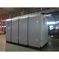 Model Scroll 1.5-37kw oil free & Kompresor Oil Free Tipe Kering 45-250KW  Murah 5