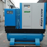 Kompresor Intregasi 5-37KW  1