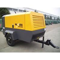 Kompresor Diesel Portable Seri DACY Murah 5