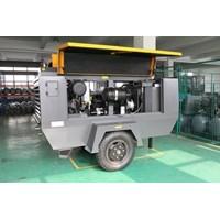 Kompresor Diesel Portable Seri DACY 1