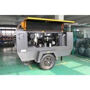 Kompresor Diesel Portable Seri DACY