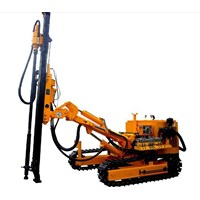 crawler drilling rig 1