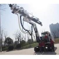 Jual crawler drilling rig 2