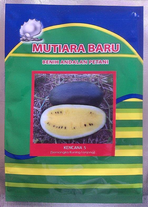 Jual Benih Semangka Kuning KENCANA 5 Harga Murah Bogor
