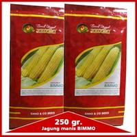 Jual Benih Jagung Manis BIMMO 250 gr.