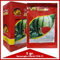 Jual Benih Semangka FIFA - F1 5 gr.