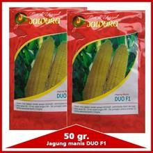 Benih Jagung Manis DUO F1 50 gr.