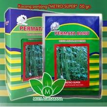 Benih kacang panjang METRO SUPER 50 gram