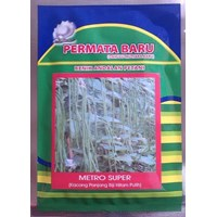 Jual Benih Kacang panjang METRO SUPER 500 gram