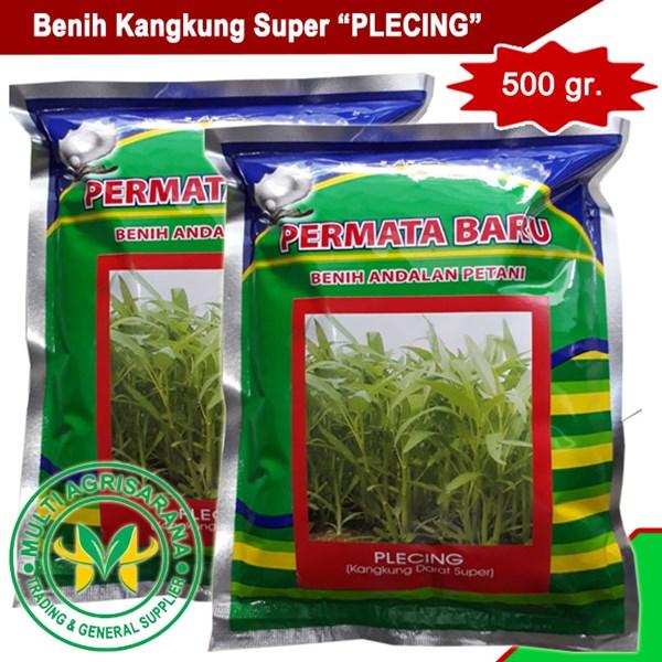 "Benih kangkung ""PLECING"" 500 gr."