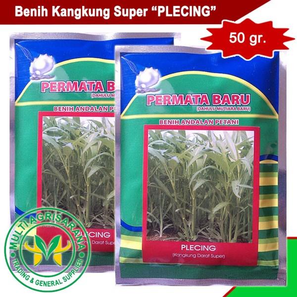 "Benih kangkung ""PLECING"" 50 gr."