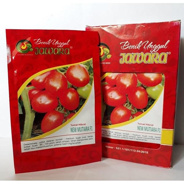 Benih Tomat NEW MUTIARA F1 5 gr.