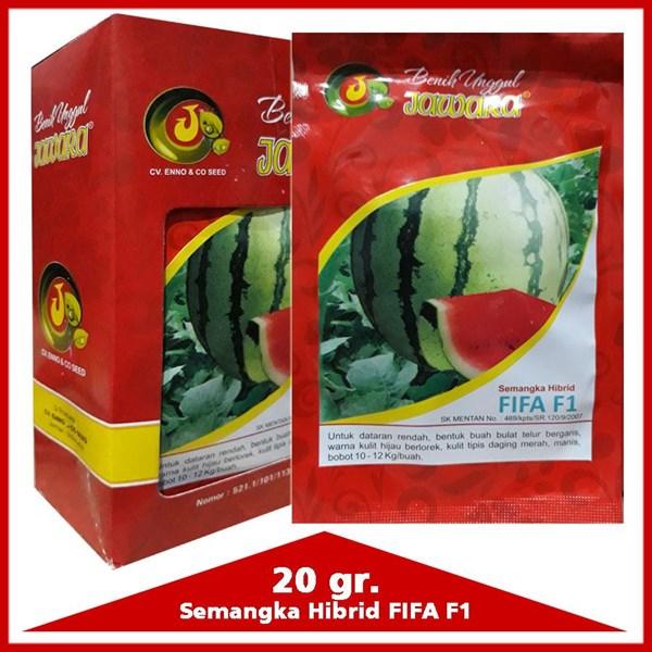 Benih Semangka Bulat FIFA  F1 20 gr.