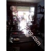 Jual Treadmill Elektrik 1 Fungsi 8012 2