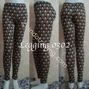 Export Legging Pants 0302 Indonesia