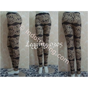 Export Legging Pants 0305 Indonesia