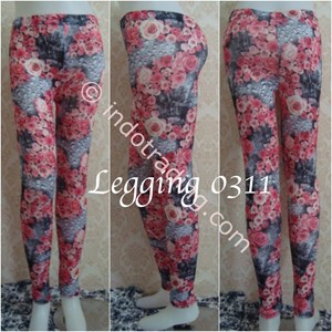 Export Legging Pants 0311 Indonesia
